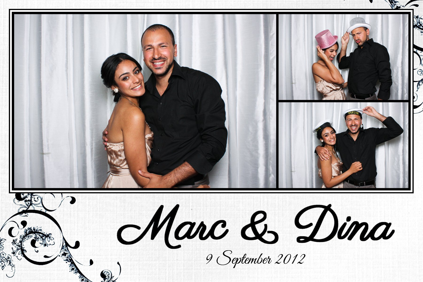 Marc And Dinas Wedding Photo Gallery