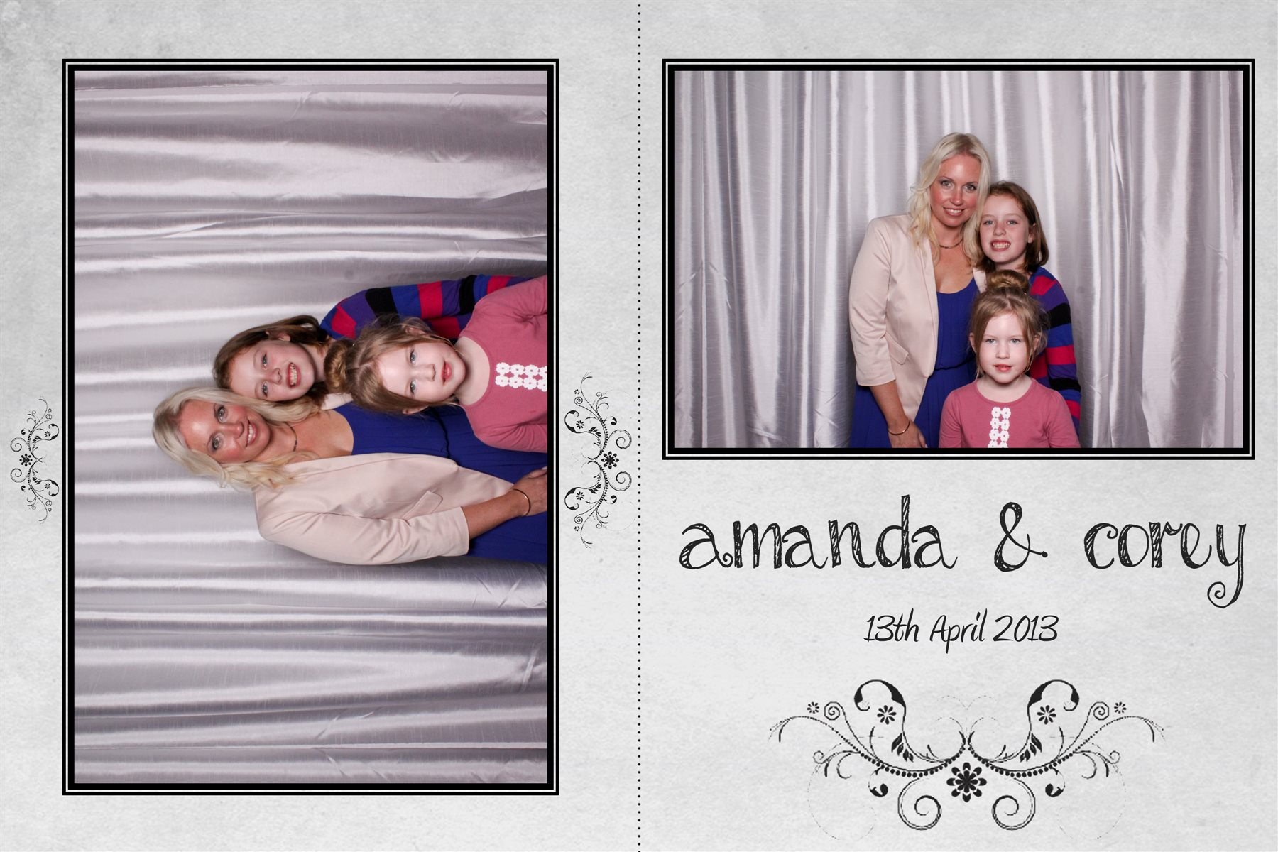 Amanda Booth and Tyler Laneys Wedding Website